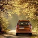 Лада Ларгус: фото на природе
