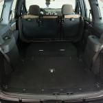 Лада Ларгус: фото багажника универсала