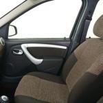 Лада Ларгус: фото переднего пассажирского места